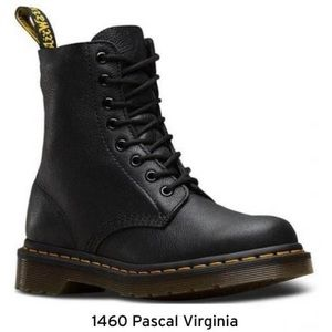 Dr. Martens 1460 Pascal Virginia Boots - Size 37
